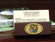 LSU Tigers Business Card Holder