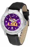 LSU Tigers Competitor AnoChrome Men's Watch