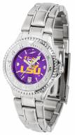 LSU Tigers Competitor Steel AnoChrome Women's Watch