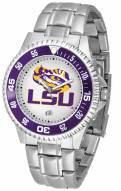LSU Tigers Competitor Steel Men's Watch