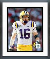 LSU Tigers Craig Steltz 2007 Action Framed Photo