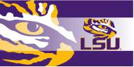 LSU Tigers Decorative Door Mat