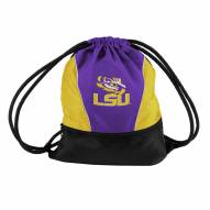 LSU Tigers Drawstring Bag