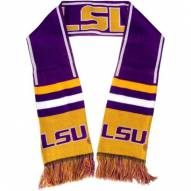 LSU Tigers Wordmark Scarf