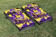 LSU Tigers Fight Song Cornhole Game Set