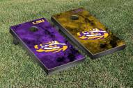 LSU Tigers Galaxy Cornhole Game Set
