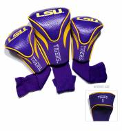 LSU Tigers Golf Headcovers - 3 Pack