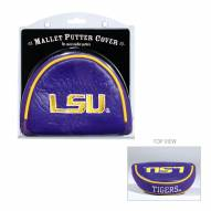 LSU Tigers Golf Mallet Putter Cover