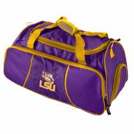 LSU Tigers Gym Duffle Bag