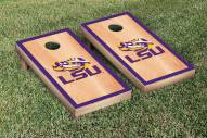 LSU Tigers Hardcourt Cornhole Game Set