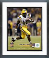 LSU Tigers Joseph Addai 2004 Action Framed Photo