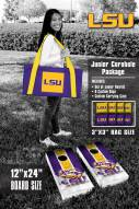 LSU Tigers Junior Cornhole Game Set