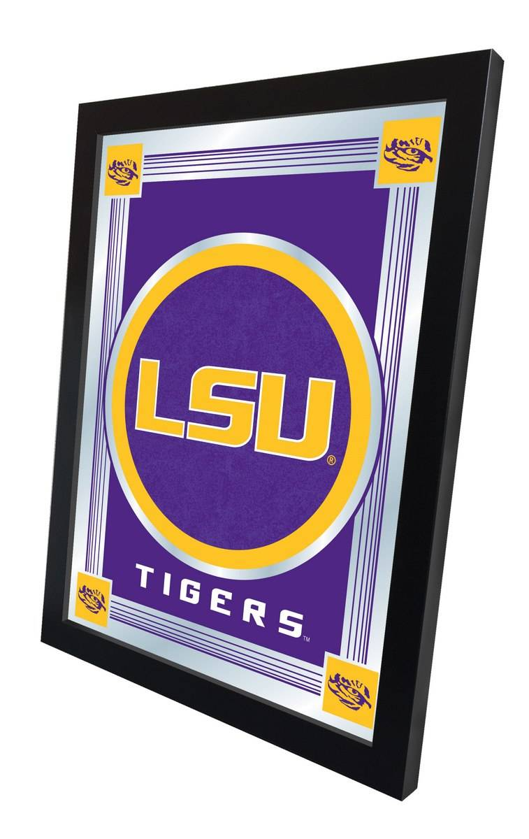 Lsu Tigers Logo Mirror