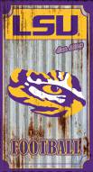 LSU Tigers Metal Wall Art
