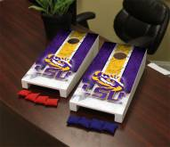 LSU Tigers Mini Cornhole Set