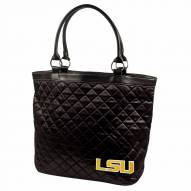 LSU Tigers NCAA Quilted Tote Bag