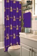 LSU Tigers Shower Curtain