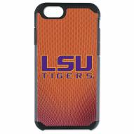 LSU Tigers Pebble Grain iPhone 6/6s Plus Case