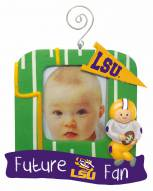 LSU Tigers Photo Frame Ornament