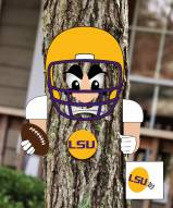 LSU Tigers Player Tree Face