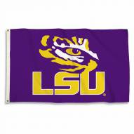 LSU Tigers Purple 3' x 5' Flag