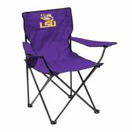LSU Tigers Quad Folding Chair