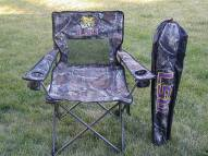 LSU Tigers RealTree Camo Tailgating Chair