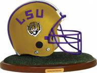 LSU Tigers Replica Football Helmet Figurine