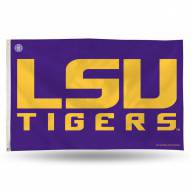 LSU Tigers 3' x 5' Banner Flag