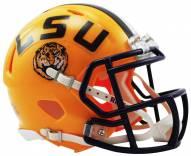 LSU Tigers Riddell Speed Mini Replica Football Helmet