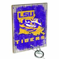 LSU Tigers Ring Toss Game