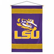 LSU Tigers Sidelines Wall Hanging