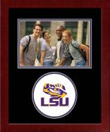 LSU Tigers Spirit Horizontal Photo Frame