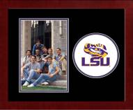LSU Tigers Spirit Vertical Photo Frame