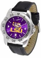 LSU Tigers Sport AnoChrome Men's Watch