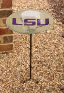 LSU Tigers Staked Bird Bath