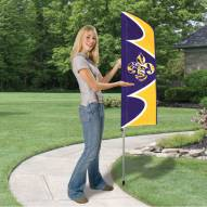 LSU Tigers Swooper Flag