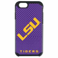 LSU Tigers Team Color Football True Grip iPhone 6/6s Case