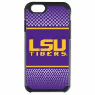 LSU Tigers Team Color Pebble Grain iPhone 6/6s Case