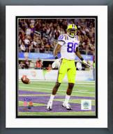 LSU Tigers Terrence Toliver 2011 Action Framed Photo