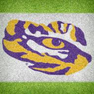 LSU Tigers DIY Lawn Stencil Kit