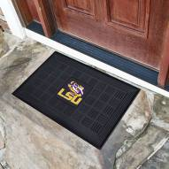 LSU Tigers Vinyl Door Mat