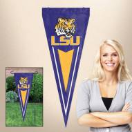 LSU Tigers Yard Pennant