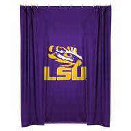 LSU Tigers NCAA Shower Curtain