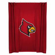 Louisville Cardinals NCAA Shower Curtain