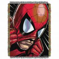 Marvel Peter Parker Throw Blanket
