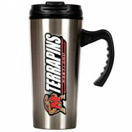 Maryland Terrapins 16 oz. Stainless Steel Travel Mug
