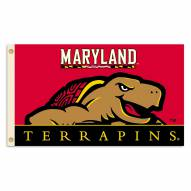 Maryland Terrapins 3' x 5' Flag
