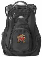 Maryland Terrapins Laptop Travel Backpack