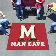 Maryland Terrapins Man Cave Tailgate Mat
